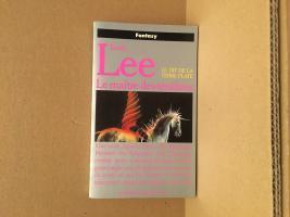 Le Maître des ténèbres de Tanith LEE (Pocket SF)