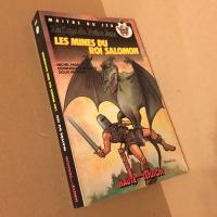 Les Mines du roi Salomon de Michel PAGEL (Haute tension / Spectres)