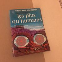 Les plus qu'humains de Theodore STURGEON (J'ai Lu SF)