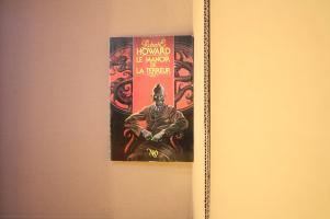 Le Manoir de la terreur de Robert E. HOWARD (NeO (Fantastique / SF / Aventure))