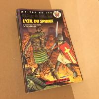 L'Oeil du sphinx de Doug HEADLINE (Haute tension / Spectres)