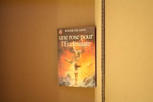 Une rose pour l'Ecclésiaste de Roger ZELAZNY, Theodore STURGEON (J'ai Lu SF)
