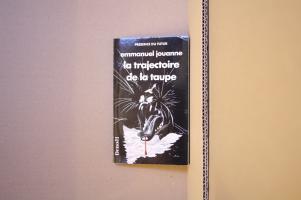 La Trajectoire de la taupe de Emmanuel JOUANNE (Présence du futur)