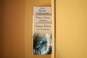 Intégrale Cycle de la probabilité de Nancy KRESS (Pocket SF)