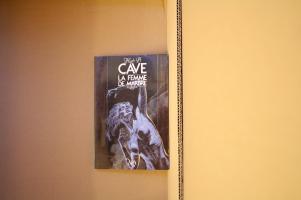La Femme de marbre de Hugh B. CAVE (NeO (Fantastique / SF / Aventure))