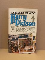 Harry Dickson 4 de Jean RAY (Bibliothèque marabout)