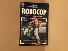 Robocop de Ed NAHA (Policier)