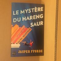 Le Mystère du hareng saur de Jasper FFORDE (FLEUVE NOIR)