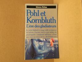 L'Ère des gladiateurs de Cyril M. KORNBLUTH, Frederik POHL (Pocket SF)