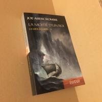La Moitié d'un roi  de Joe  ABERCROMBIE (Fantasy)