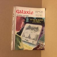 Galaxie (1ère série) n° 22 de Charles L. SOUVELIER, Betsy CURTIS, Murray LEINSTER, Damon KNIGHT, Frederik POHL, William TENN, Milton LESSER, Clifford Donald SIMAK (Galaxie (1ère série))