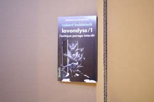 Lavondyss - 1 de Robert HOLDSTOCK (Présence du fantastique)