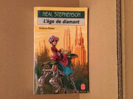 L'Âge de diamant de Neal STEPHENSON (Livre de Poche SF)