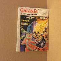 Galaxie (1ère série) n° 27 de William TENN, Michel LACRE, Jack McKENTY, Frederik POHL, Evelyn E. SMITH, Edson McCANN, Léon GROC, Stephen TALL, Willy LEY, Jean LEC (Galaxie (1ère série))