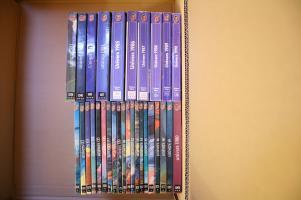 Intégrale des anthologies Univers (30 volumes) de Anthologie (J'ai Lu SF)
