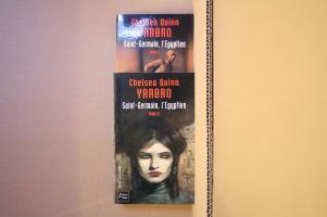 Intégrale Saint-Germain, l'Egyptien de Chelsea Quinn YARBRO (Thriller Fantastique)
