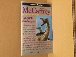 La Quête du dragon de Anne McCAFFREY (Pocket SF)