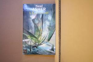L'Écorcheur de Neal ASHER (Rendez-vous ailleurs)