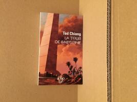 La Tour de Babylone de Ted CHIANG (Folio SF)
