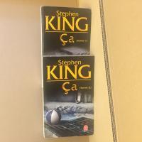 Intégrale Ça de Stephen KING (LIVRE DE POCHE)