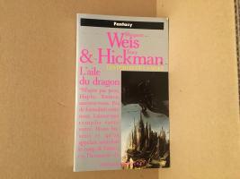 L'Aile du dragon de Tracy HICKMAN, Margaret WEIS (Pocket SF)