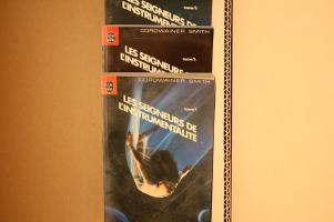 Intégrale Les Seigneurs de l'Instrumentalité (3 volumes) de Cordwainer SMITH (Livre de Poche SF)