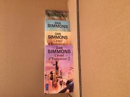 Intégrale Endymion de Dan SIMMONS (Pocket SF)
