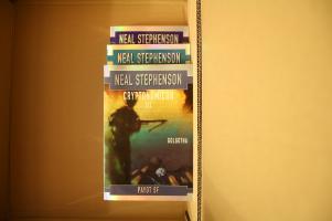 Intégrale Cryptonomicon de Neal STEPHENSON (Payot SF)