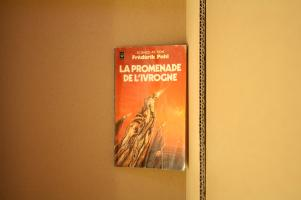 La Promenade de l'ivrogne de Frederik POHL (Pocket SF)