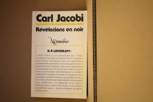Révélations en noir de Carl JACOBI (NéOmnibus)