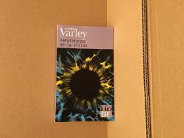 Persistance de la vision de John VARLEY (Folio SF)