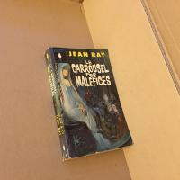 Le Carrousel des maléfices de Jean RAY (Bibliothèque marabout - Fantastique)