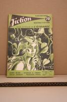 Fiction n° 70 de Ilka LEGRAND, Frederik POHL, Isaac ASIMOV, Paul JANVIER, Charles FINNEY, Howard FAST, Jean-Jacques OLIVIER, James BLISH (Fiction)