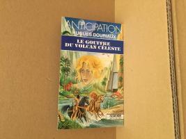 Le Gouffre du volcan céleste de Hugues DOURIAUX (Anticipation)