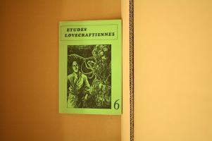 Études lovecraftiennes n° 6 de  COLLECTIF (Études lovecraftiennes (fanzine))