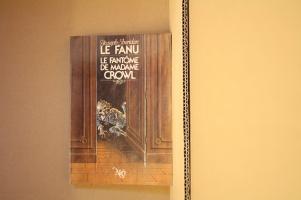 Le Fantôme de madame Crowl de Joseph Sheridan LE FANU (NeO (Fantastique / SF / Aventure))