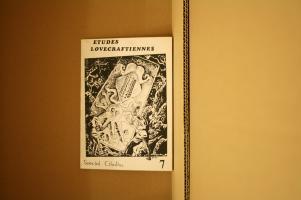 Études lovecraftiennes n° 7 de  COLLECTIF (Études lovecraftiennes (fanzine))