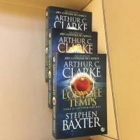 Intégrale L'Odyssée du temps de Stephen BAXTER, Arthur C. CLARKE (Bragelonne SF)
