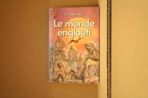 Le Monde englouti de James Graham BALLARD (J'ai Lu SF)