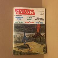 Galaxie (2ème série) n° 2 de Clifford Donald SIMAK, John BRUNNER, Fritz LEIBER, Robert F. YOUNG, Robert SILVERBERG, Brian ALDISS (Galaxie (2ème série))