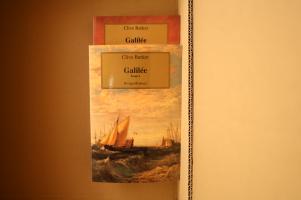 Intégrale Galilée de Clive BARKER (Rivages/Fantasy)