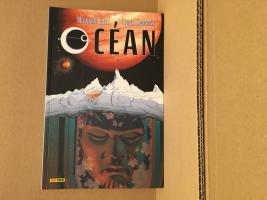 Océan de Warren ELLIS, Chris SPROUSE (Panini Comics)