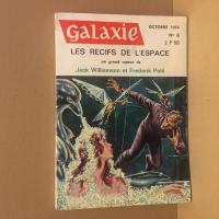 Galaxie (2ème série) n° 6 de Frederik POHL, Jack WILLIAMSON, Fritz LEIBER, Philip K. DICK, Damon KNIGHT, Willy LEY, Robert F. YOUNG (Galaxie (2ème série))