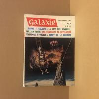 Galaxie (2ème série) n° 8 de Daniel F. GALOUYE, Theodore STURGEON, William TENN, Frederik POHL, Jack WILLIAMSON, Jack SHARKEY (Galaxie (2ème série))