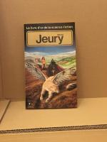 Le Livre d'Or de la science-fiction : Michel Jeury de Michel  JEURY, Gérard KLEIN (Livre d'or de la SF)